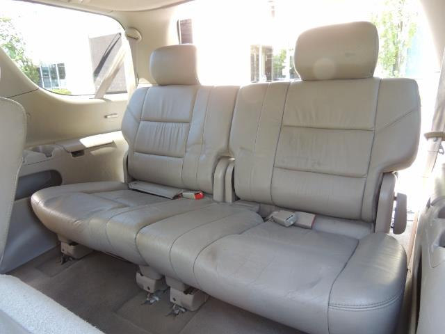 2006 Toyota Sequoia LIMITED 4X4 / 8 SEATS NAVi DVD / FRESH TIMING BELT - Photo 15 - Portland, OR 97217
