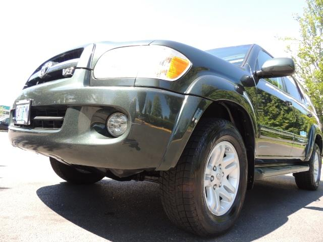 2006 Toyota Sequoia LIMITED 4X4 / 8 SEATS NAVi DVD / FRESH TIMING BELT - Photo 9 - Portland, OR 97217