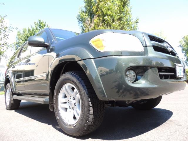 2006 Toyota Sequoia LIMITED 4X4 / 8 SEATS NAVi DVD / FRESH TIMING BELT - Photo 10 - Portland, OR 97217