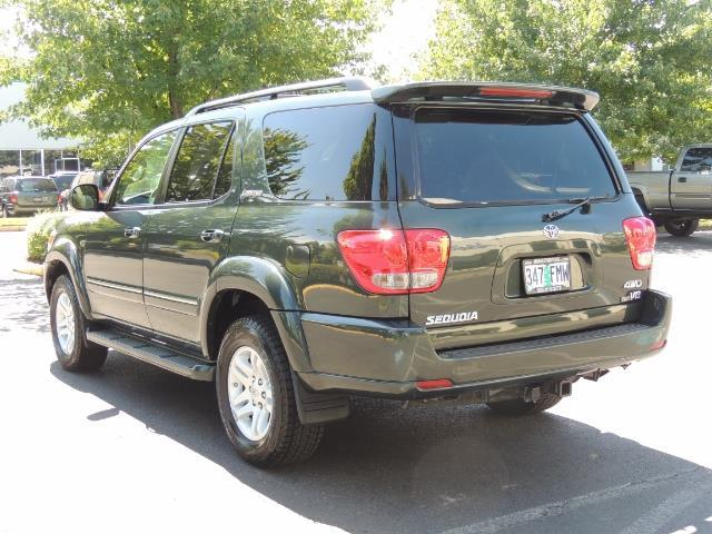2006 Toyota Sequoia LIMITED 4X4 / 8 SEATS NAVi DVD / FRESH TIMING BELT - Photo 58 - Portland, OR 97217