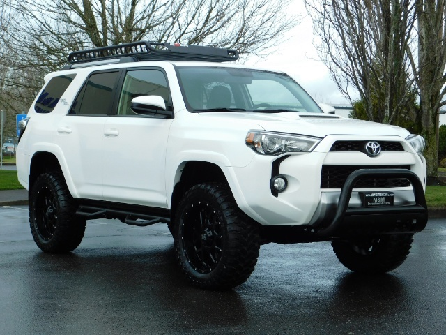 2017 toyota 4runner trd off road 4x4 navi diff lock lifted. Black Bedroom Furniture Sets. Home Design Ideas