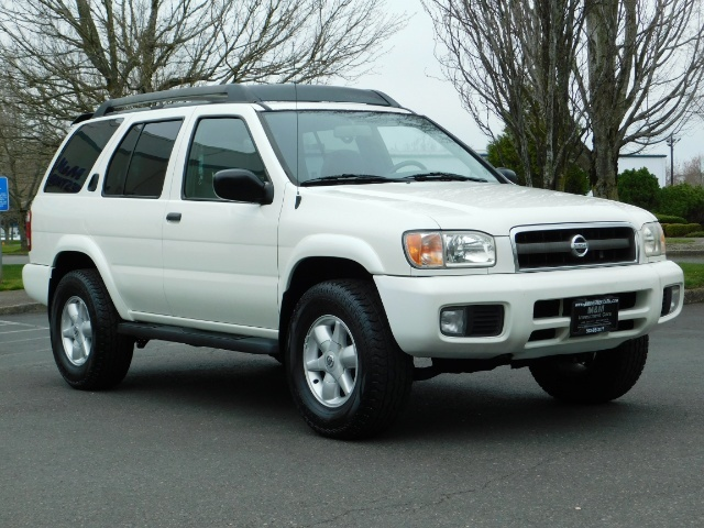 2002 Nissan Pathfinder SE / Sport Utility / 4WD / Sunroof / Excel Cond - Photo 2 - Portland, OR 97217