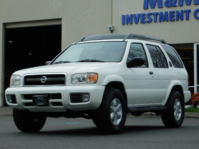 2002 Nissan Pathfinder SE / Sport Utility / 4WD / Sunroof / Excel Cond - Photo 1 - Portland, OR 97217