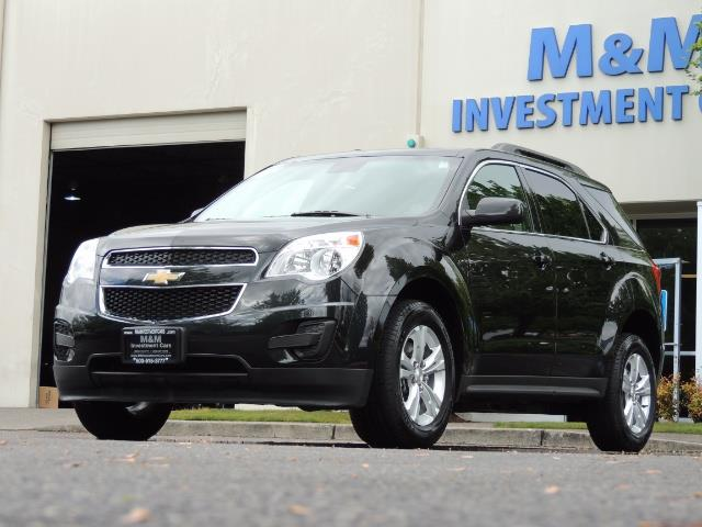 2015 Chevrolet Equinox LT/ AWD / Sport Utility / Backup Camera / Excel Co - Photo 44 - Portland, OR 97217