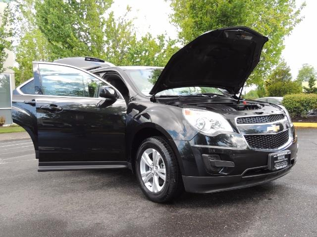 2015 Chevrolet Equinox LT/ AWD / Sport Utility / Backup Camera / Excel Co - Photo 31 - Portland, OR 97217