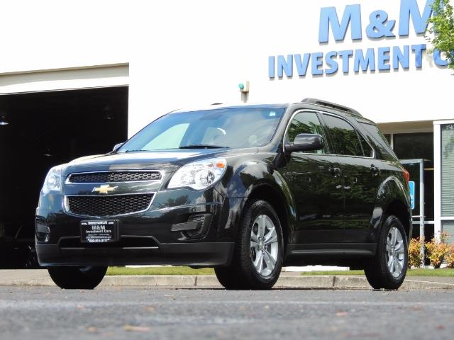 2015 Chevrolet Equinox LT/ AWD / Sport Utility / Backup Camera / Excel Co - Photo 46 - Portland, OR 97217