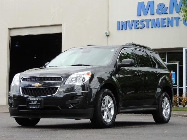 2015 Chevrolet Equinox LT/ AWD / Sport Utility / Backup Camera / Excel Co - Photo 42 - Portland, OR 97217