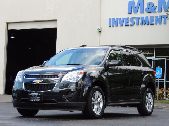 2015 Chevrolet Equinox LT/ AWD / Sport Utility / Backup Camera / Excel Co - Photo 1 - Portland, OR 97217