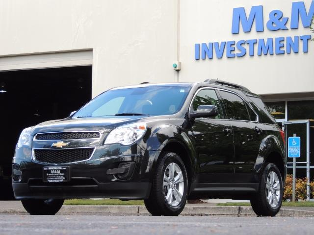 2015 Chevrolet Equinox LT/ AWD / Sport Utility / Backup Camera / Excel Co - Photo 34 - Portland, OR 97217