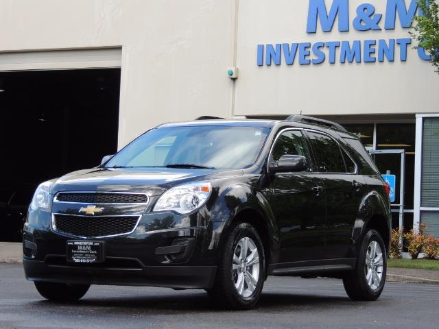 2015 Chevrolet Equinox LT/ AWD / Sport Utility / Backup Camera / Excel Co - Photo 43 - Portland, OR 97217