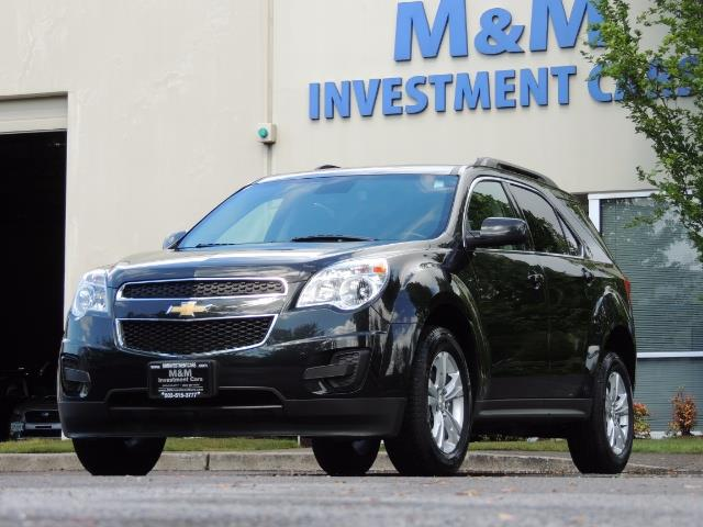 2015 Chevrolet Equinox LT/ AWD / Sport Utility / Backup Camera / Excel Co - Photo 45 - Portland, OR 97217
