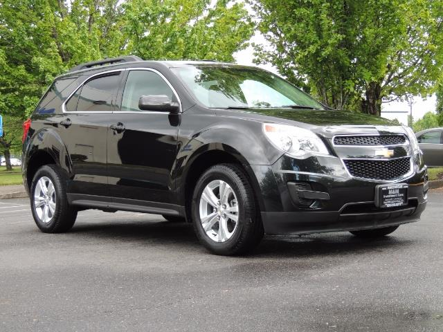 2015 Chevrolet Equinox LT/ AWD / Sport Utility / Backup Camera / Excel Co - Photo 2 - Portland, OR 97217