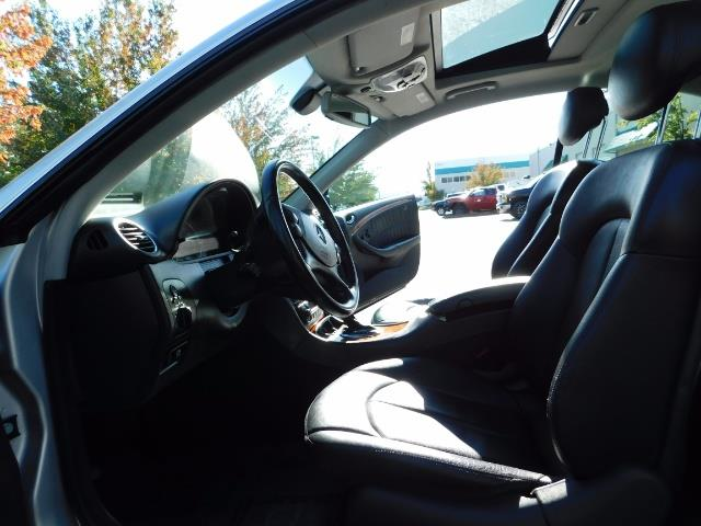 2003 Mercedes-Benz CLK 320 Navigation 6cyl  AMG RIMS Excl Cond - Photo 26 - Portland, OR 97217