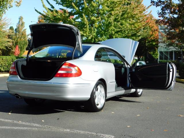 2003 Mercedes-Benz CLK 320 Navigation 6cyl  AMG RIMS Excl Cond - Photo 28 - Portland, OR 97217
