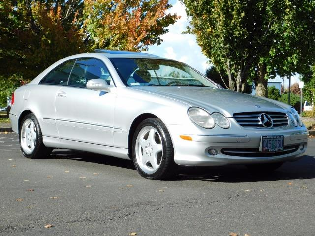2003 Mercedes-Benz CLK 320 Navigation 6cyl  AMG RIMS Excl Cond - Photo 2 - Portland, OR 97217