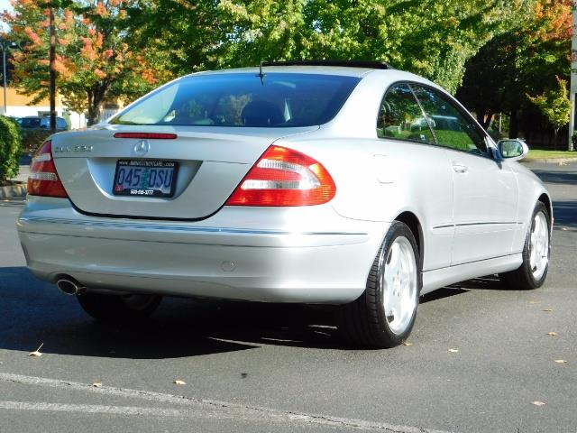 2003 Mercedes-Benz CLK 320 Navigation 6cyl  AMG RIMS Excl Cond - Photo 8 - Portland, OR 97217