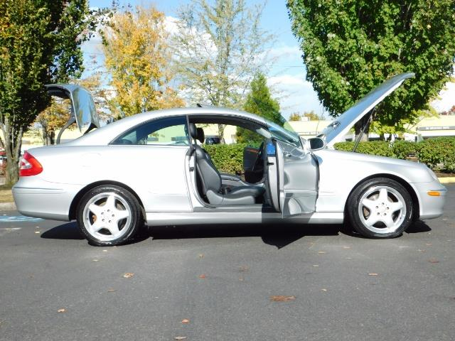 2003 Mercedes-Benz CLK 320 Navigation 6cyl  AMG RIMS Excl Cond - Photo 9 - Portland, OR 97217