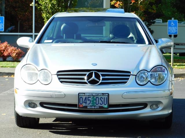 2003 Mercedes-Benz CLK 320 Navigation 6cyl  AMG RIMS Excl Cond - Photo 5 - Portland, OR 97217