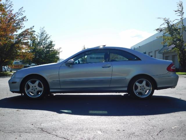 2003 Mercedes-Benz CLK 320 Navigation 6cyl  AMG RIMS Excl Cond - Photo 4 - Portland, OR 97217
