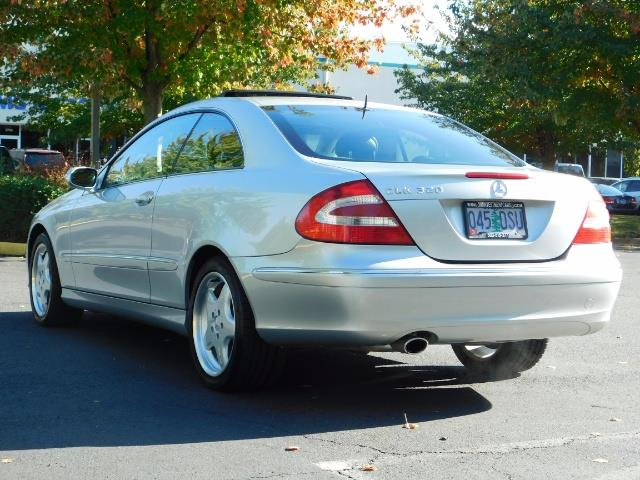 2003 Mercedes-Benz CLK 320 Navigation 6cyl  AMG RIMS Excl Cond - Photo 6 - Portland, OR 97217