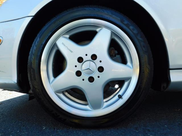 2003 Mercedes-Benz CLK 320 Navigation 6cyl  AMG RIMS Excl Cond - Photo 19 - Portland, OR 97217