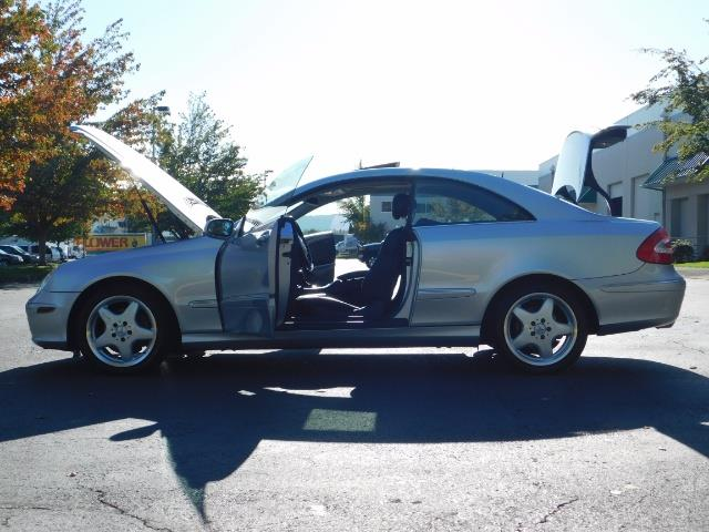 2003 Mercedes-Benz CLK 320 Navigation 6cyl  AMG RIMS Excl Cond - Photo 25 - Portland, OR 97217