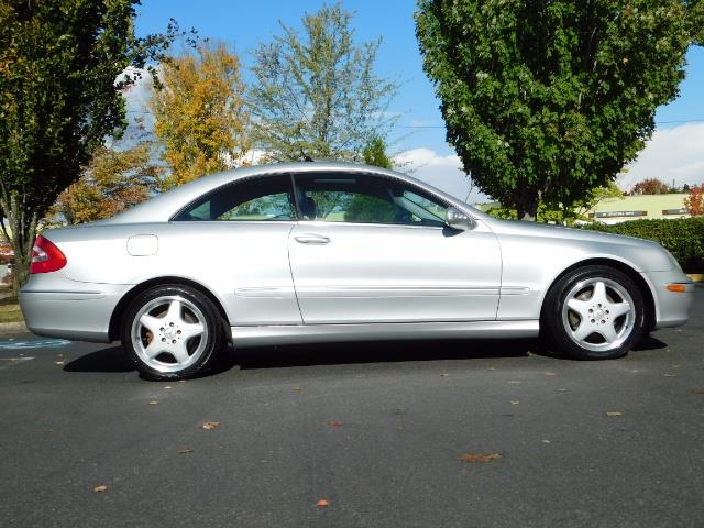 2003 Mercedes-Benz CLK 320 Navigation 6cyl  AMG RIMS Excl Cond - Photo 3 - Portland, OR 97217