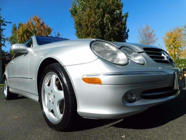 2003 Mercedes-Benz CLK 320 Navigation 6cyl  AMG RIMS Excl Cond - Photo 23 - Portland, OR 97217