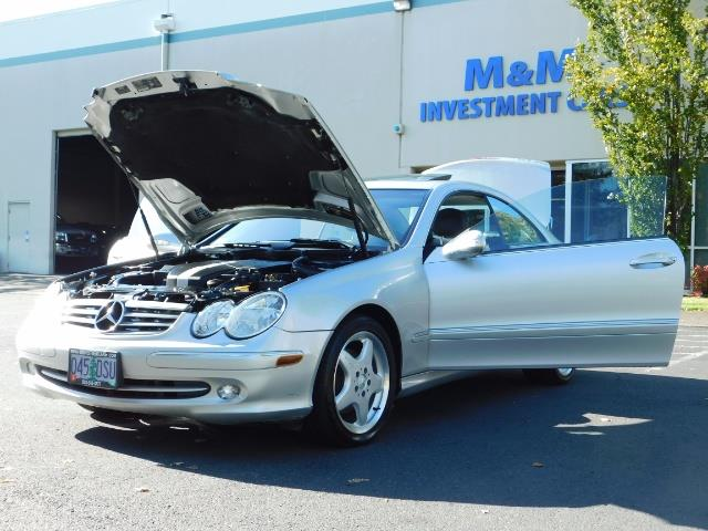 2003 Mercedes-Benz CLK 320 Navigation 6cyl  AMG RIMS Excl Cond - Photo 24 - Portland, OR 97217