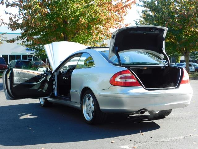 2003 Mercedes-Benz CLK 320 Navigation 6cyl  AMG RIMS Excl Cond - Photo 27 - Portland, OR 97217