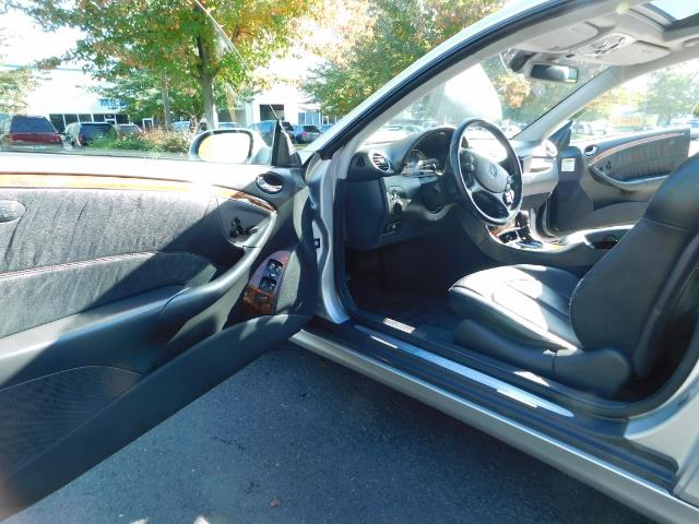 2003 Mercedes-Benz CLK 320 Navigation 6cyl  AMG RIMS Excl Cond - Photo 13 - Portland, OR 97217