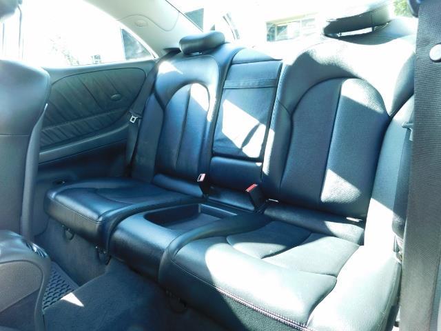 2003 Mercedes-Benz CLK 320 Navigation 6cyl  AMG RIMS Excl Cond - Photo 14 - Portland, OR 97217