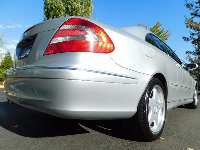 2003 Mercedes-Benz CLK 320 Navigation 6cyl  AMG RIMS Excl Cond - Photo 22 - Portland, OR 97217