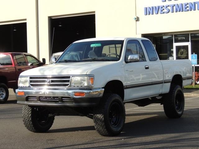 1998 toyota t100 sr5 4wd rh mminvestmentcars com 1995 Toyota T100 Truck toyota t100 4x4 pickup truck