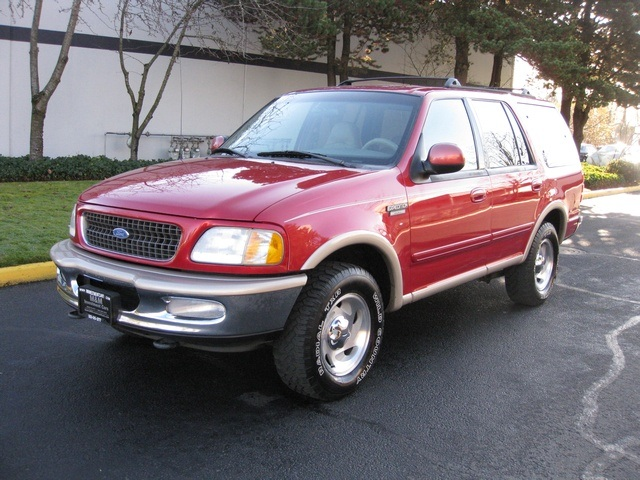 1997 Ford Expedition Ed Bauer 4x4 8 Pengers Fully Loaded Photo
