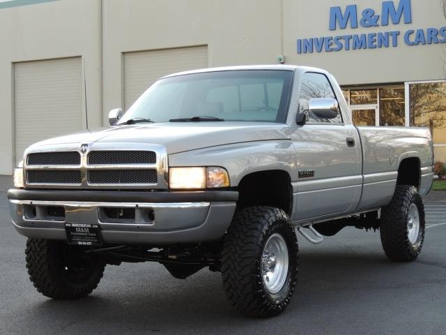 Dodge Dealership Long Island >> 1995 Dodge Ram 2500 4X4 / 12-valve 5.9L CUMMINS Diesel / LIFTED