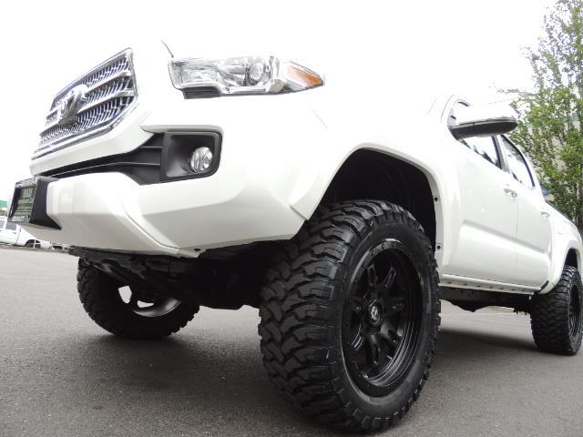 2016 Toyota Tacoma TRD Off-Road Sport / 4X4 / Blind Spot / Sunroof - Photo 11 - Portland, OR 97217