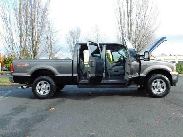 2002 Ford F-250 Super Duty Lariat 4dr / 4X4 / 7.3L Diesel / FX4 - Photo 29 - Portland, OR 97217