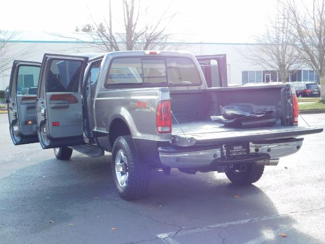 2002 Ford F-250 Super Duty Lariat 4dr / 4X4 / 7.3L Diesel / FX4 - Photo 27 - Portland, OR 97217