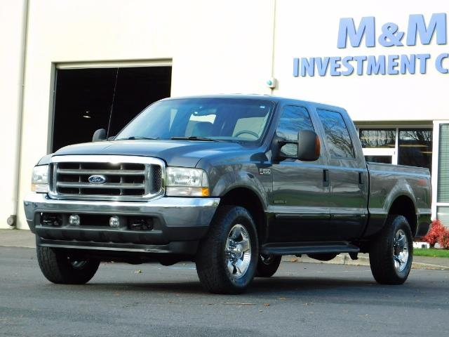 2002 Ford F-250 Super Duty Lariat 4dr / 4X4 / 7.3L Diesel / FX4 - Photo 1 - Portland, OR 97217