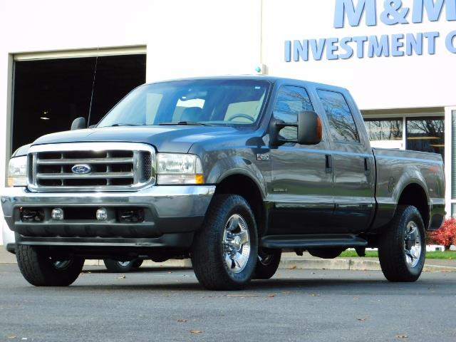 2002 Ford F-250 Super Duty Lariat 4dr / 4X4 / 7.3L Diesel / FX4 - Photo 47 - Portland, OR 97217