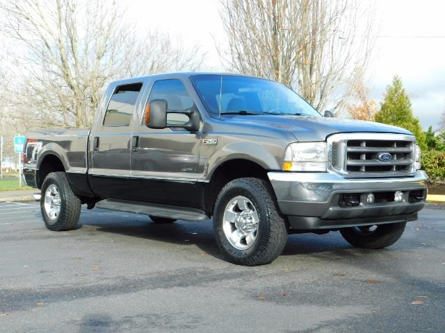2002 Ford F-250 Super Duty Lariat 4dr / 4X4 / 7.3L Diesel / FX4 - Photo 2 - Portland, OR 97217