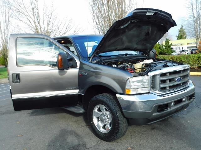 2002 Ford F-250 Super Duty Lariat 4dr / 4X4 / 7.3L Diesel / FX4 - Photo 30 - Portland, OR 97217