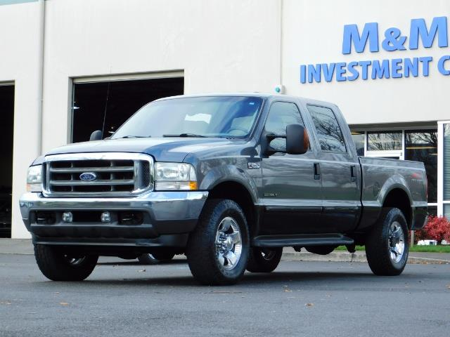 2002 Ford F-250 Super Duty Lariat 4dr / 4X4 / 7.3L Diesel / FX4 - Photo 43 - Portland, OR 97217