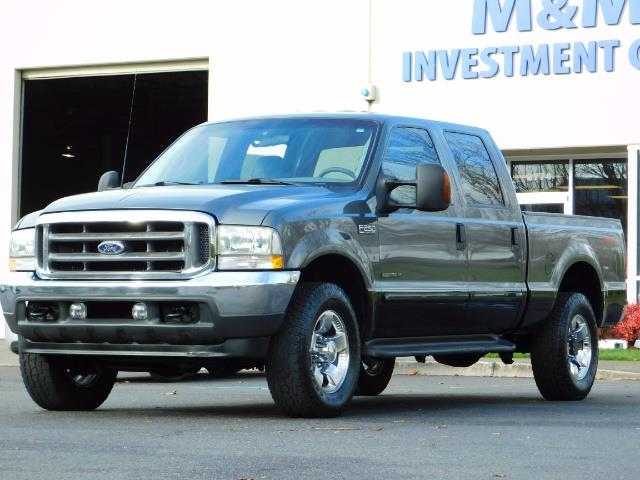 2002 Ford F-250 Super Duty Lariat 4dr / 4X4 / 7.3L Diesel / FX4 - Photo 46 - Portland, OR 97217