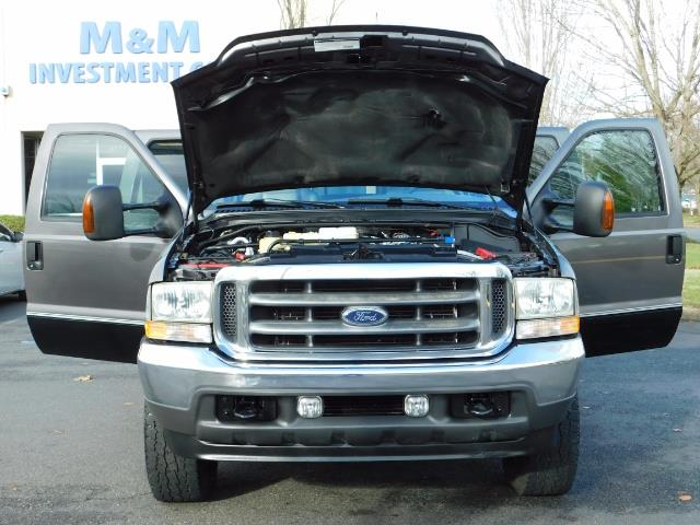 2002 Ford F-250 Super Duty Lariat 4dr / 4X4 / 7.3L Diesel / FX4 - Photo 31 - Portland, OR 97217