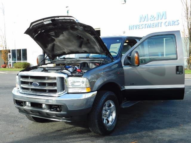 2002 Ford F-250 Super Duty Lariat 4dr / 4X4 / 7.3L Diesel / FX4 - Photo 25 - Portland, OR 97217