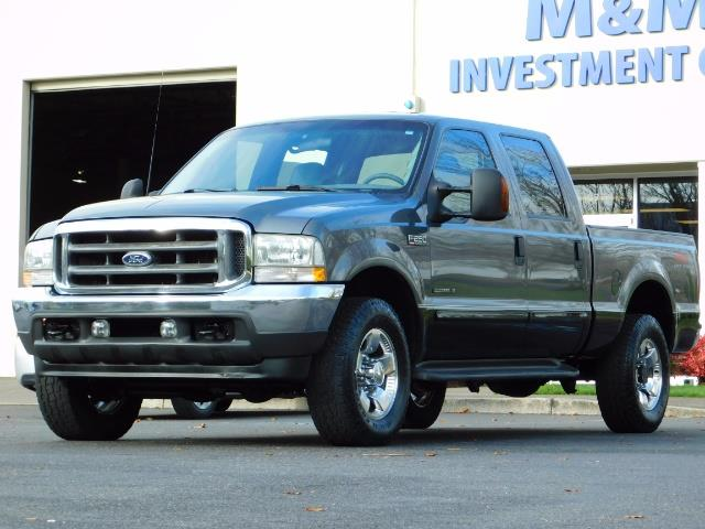2002 Ford F-250 Super Duty Lariat 4dr / 4X4 / 7.3L Diesel / FX4 - Photo 49 - Portland, OR 97217