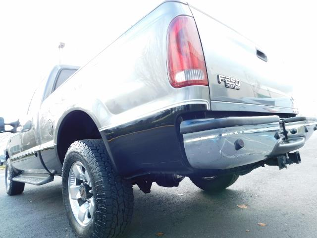 2002 Ford F-250 Super Duty Lariat 4dr / 4X4 / 7.3L Diesel / FX4 - Photo 11 - Portland, OR 97217