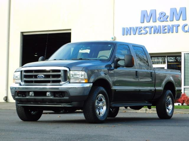2002 Ford F-250 Super Duty Lariat 4dr / 4X4 / 7.3L Diesel / FX4 - Photo 44 - Portland, OR 97217